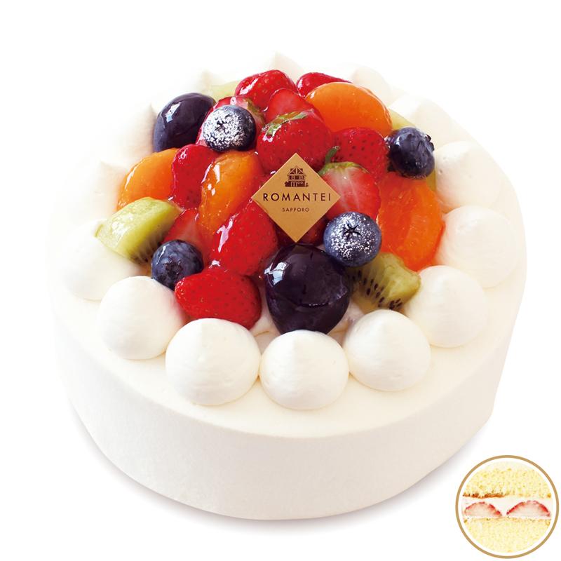 札幌ケーキ・贈り物・焼き菓子・カフェ - ろまん亭公式サイト ...
